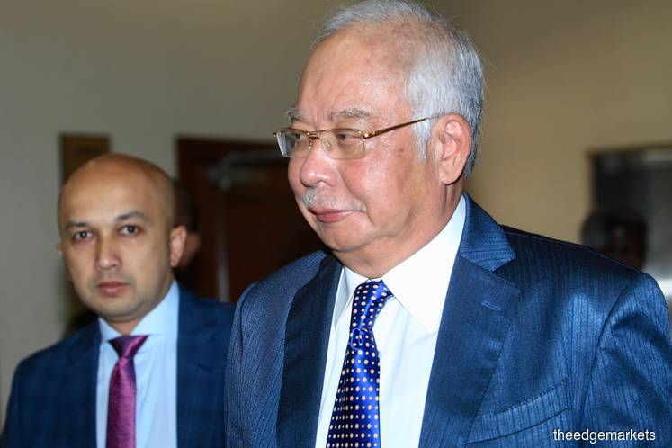 1MDB-Tanore trial postponed to next Tuesday as Najib is on medical leave