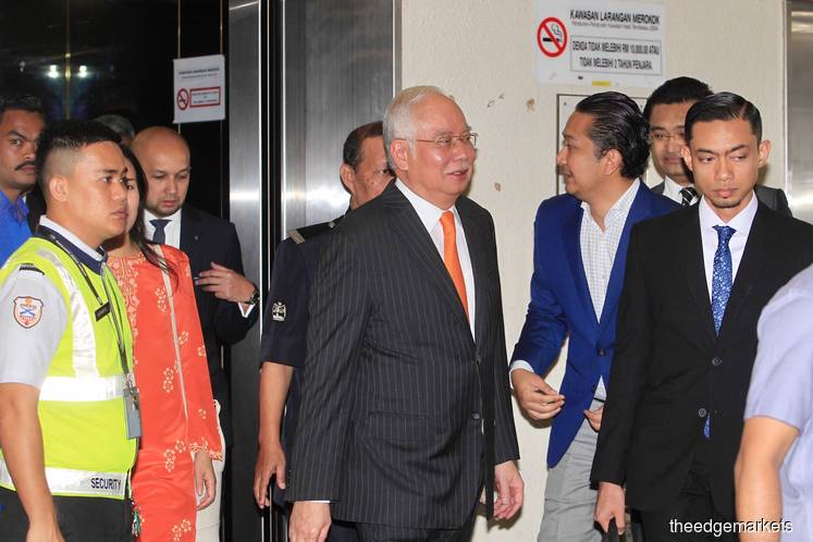 Najib was SRC shadow director and had enormous influence, judge says