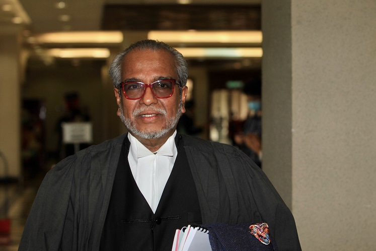 Shafee: It's hard to mount a defence for Najib because of prejudice