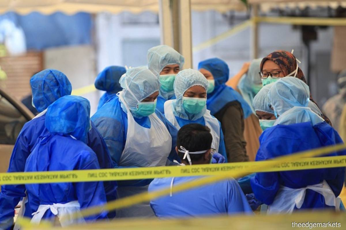 Covid-19: Malaysia logs 1,141 new cases, half from Klang Valley; total now exceeds 70,000