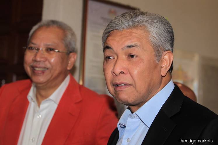 Businessman refutes claims that payments to Zahid were bribes