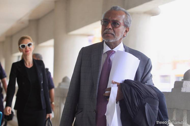 Najib's defence spends 45 minutes discrediting Nor Salwani's 3-hour long recording