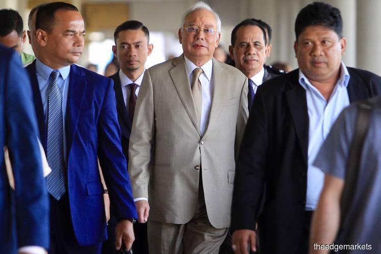Najib agrees SRC did not meet its objective