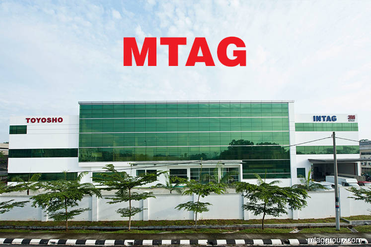 MTAG shares up in the morning session on land acquisition news