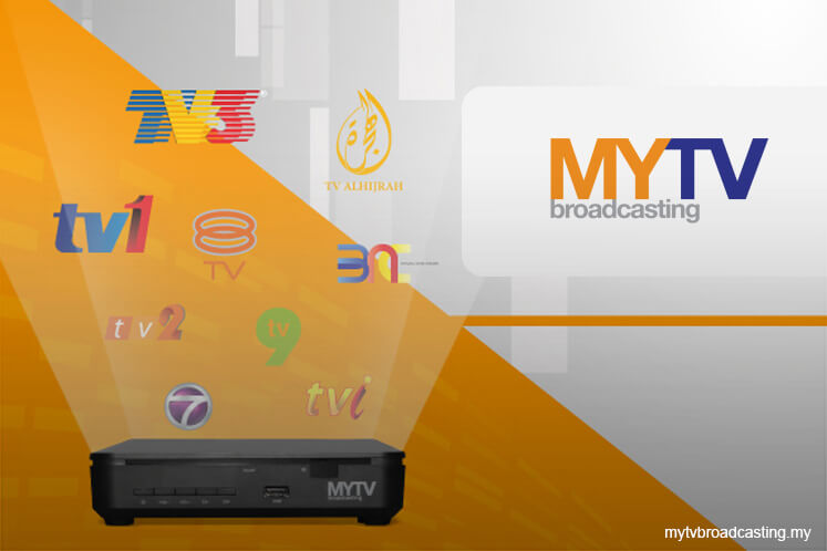 MYTV to waive fees up to June 2018 | The Edge Markets