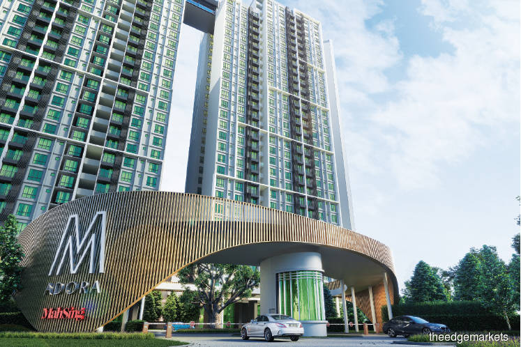Mah Sing to launch M Adora in Wangsa Melawati in 2Q