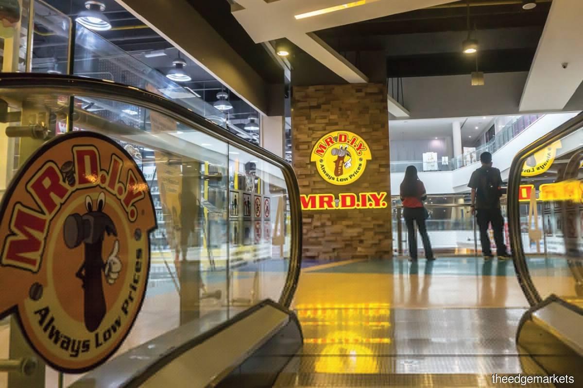 MR DIY's profit seen hitting RM707m in FY22, surpassing Nestle's