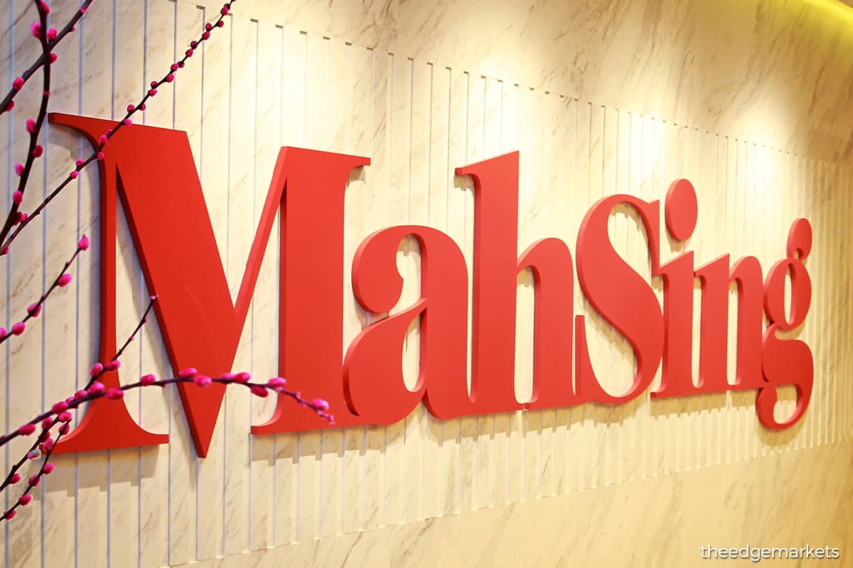Mah Sing attracts glove bulls, share price jumps