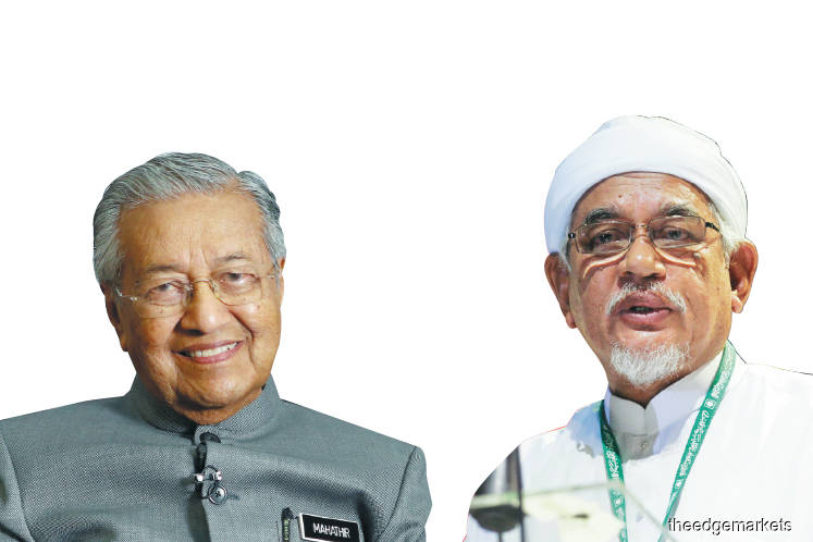 Politics and Policy: When Hadi supports Mahathir
