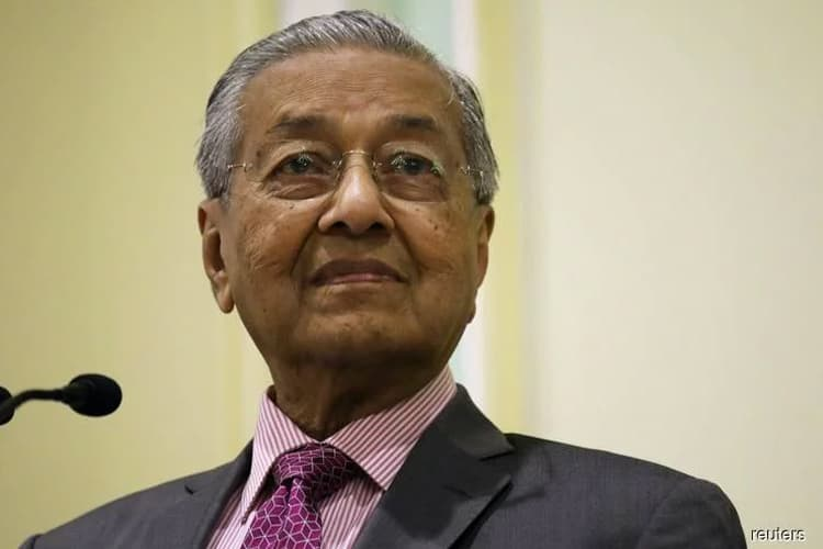 Near miracle Malaysia not bankrupted due to 1MDB montrosity - Dr Mahathir