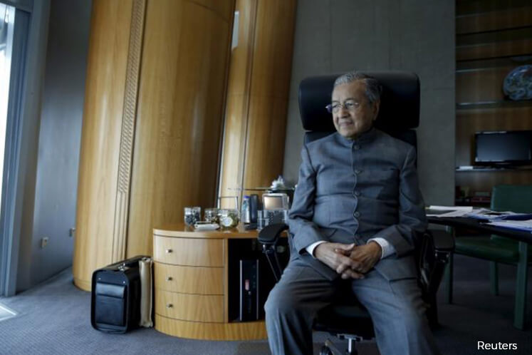 PM Mahathir invited to visit Pakistan on March 23