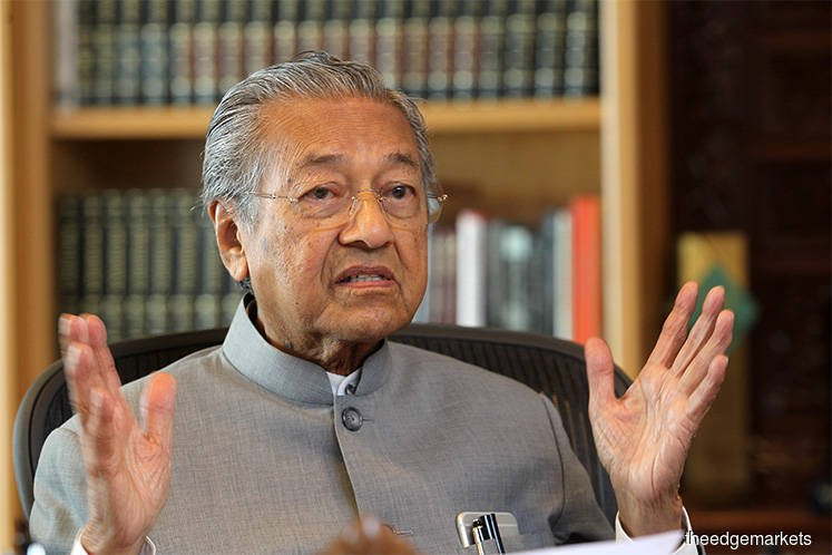 Dr Mahathir says immediate toll abolition not possible