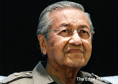 Dr Mahathir apologises for choice of successors