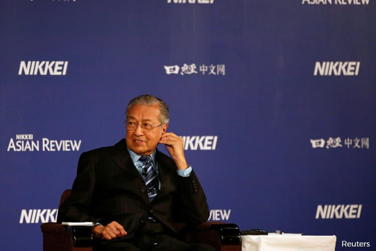 PM Mahathir : Malaysia wants to trade with all nations regardless of ideology