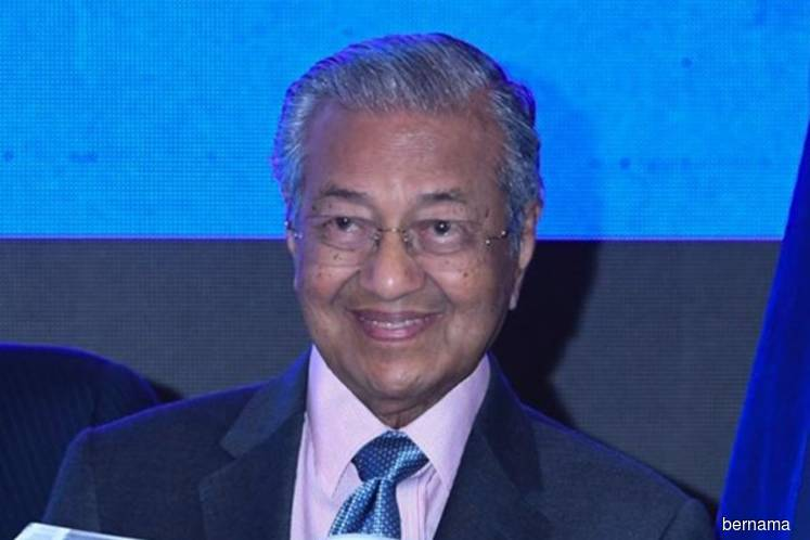 Islamic banking players must invest in technologies - PM Mahathir
