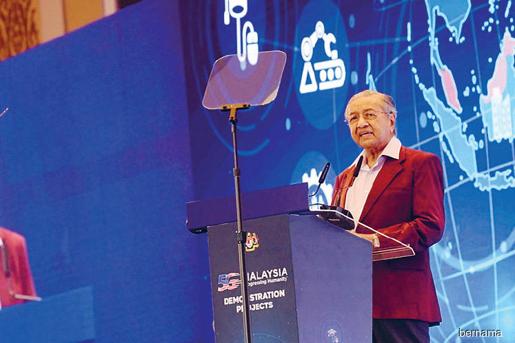 Dr M: Malaysia Inc concept more important than ever