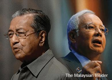 Umno MPs won't vote against Najib if BN toppled, says Dr Mahathir