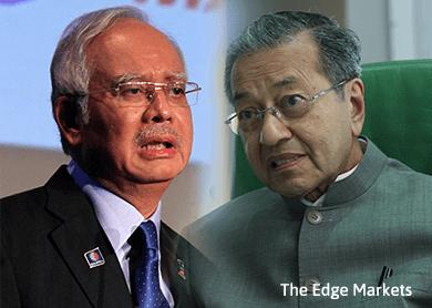 Mahathir-Najib_theedgemarkets