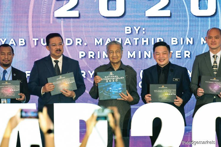 NAP 2020 — taking Malaysia's automotive sector to the next level