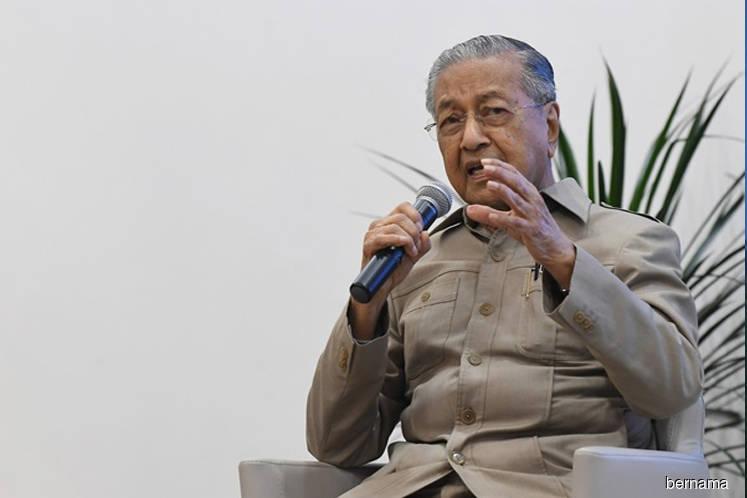 Dr Mahathir : Bersatu will not go to Sabah