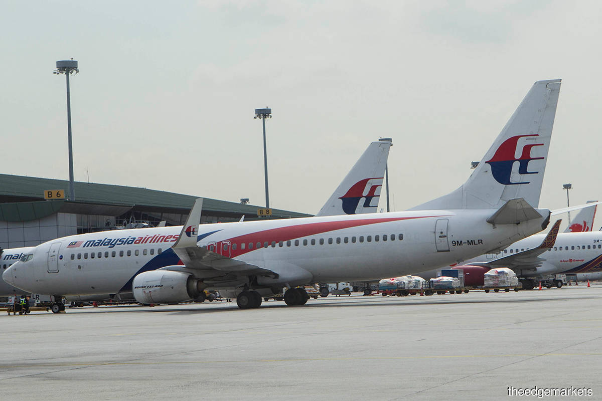 Complimentary hygiene kit gift to all Malaysia Airlines passengers