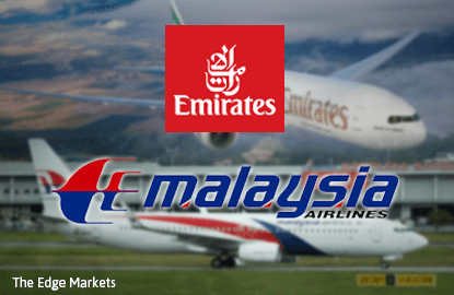 Malaysia Airlines-Emirates announce codeshare