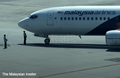Malaysia Airlines rebranding not a priority, says Khazanah