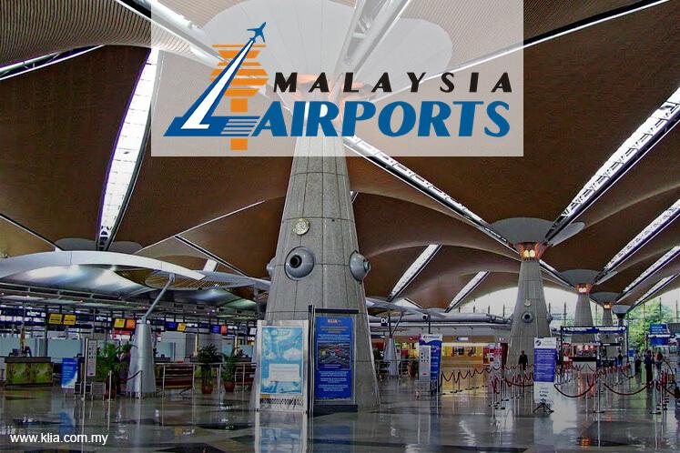 Malaysia Airports 2Q net profit up 614% on year