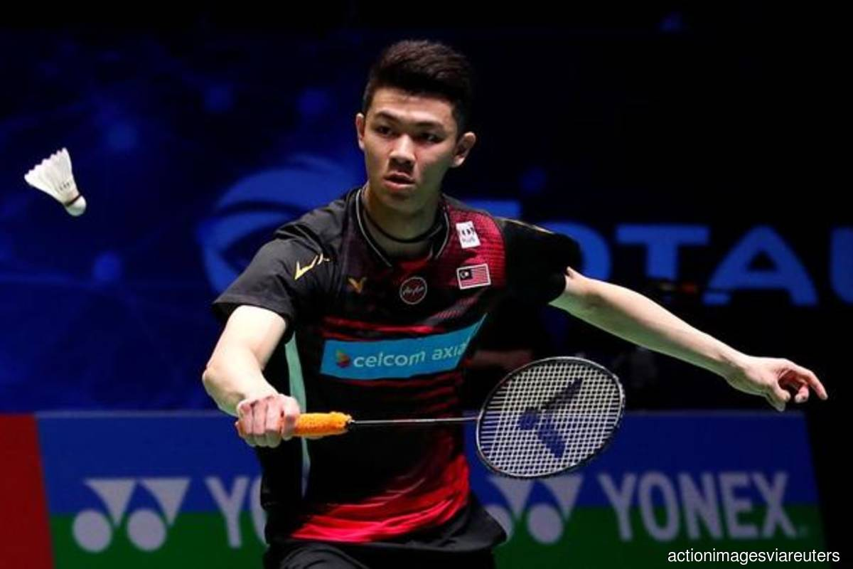 All England champion Lee Zii Jia (File photo credit: Action Images via Reuters)