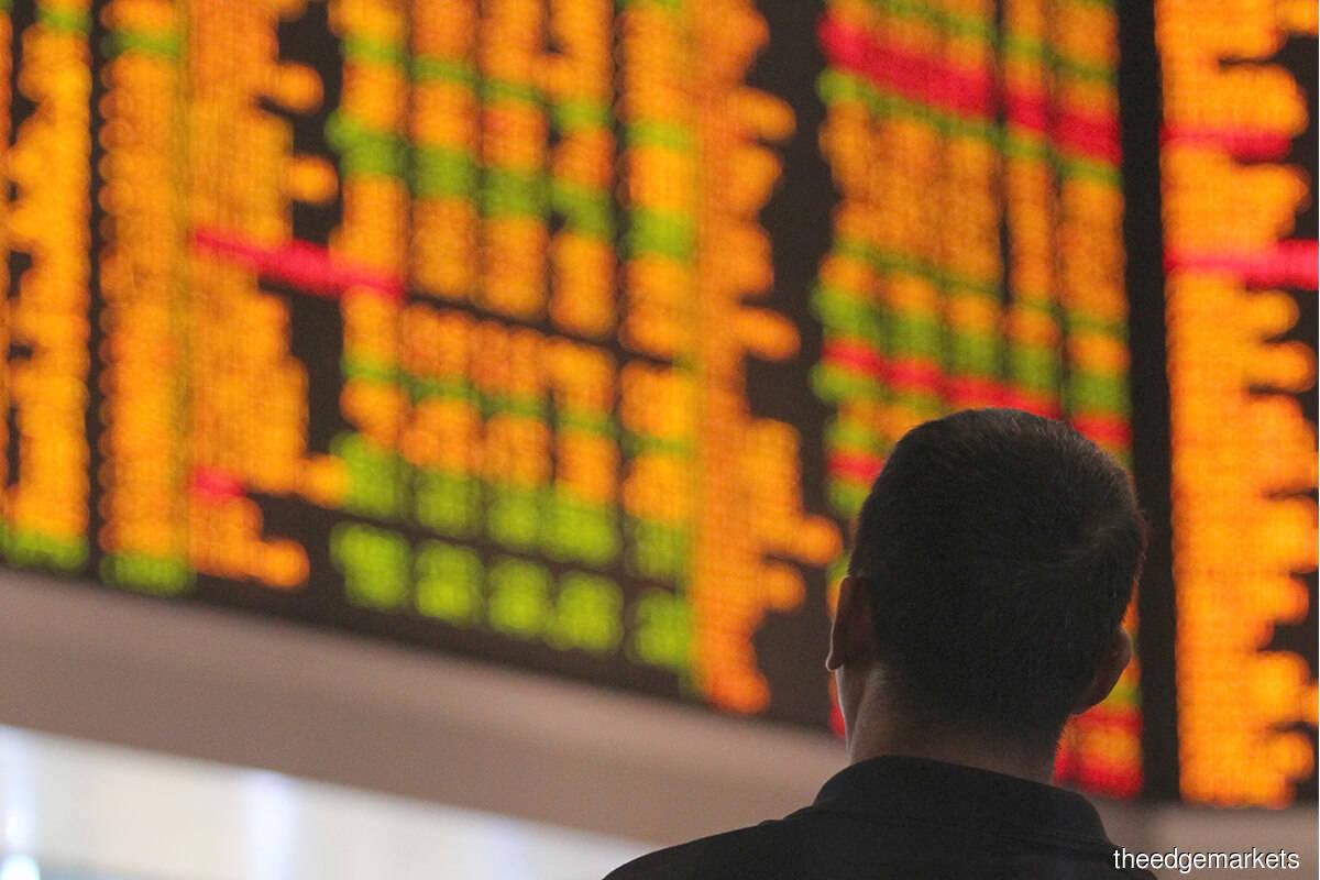 Bursa-listed tech stocks surge after Nasdaq up