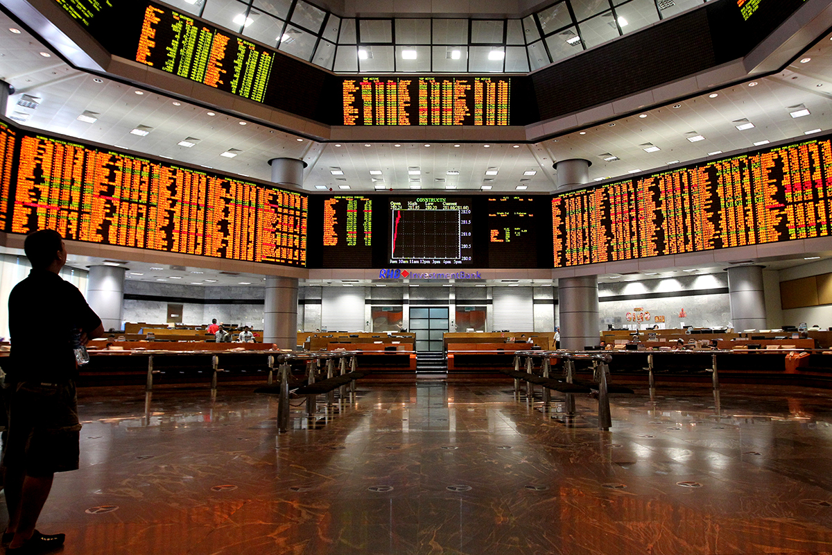 FBM KLCI expected to continue uptrend, move within 1,585 and 1,600 next week
