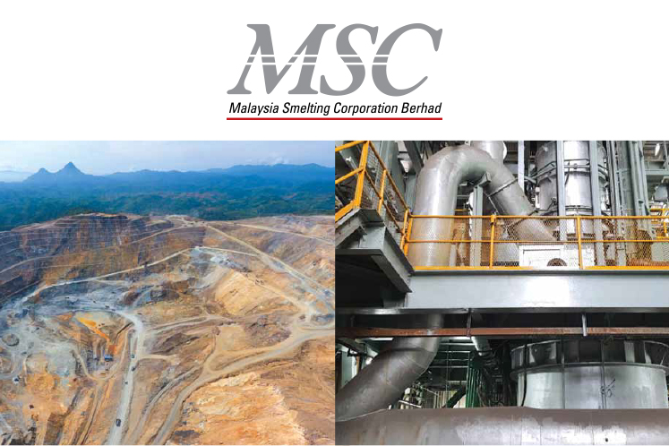 Malaysia Smelting Corp 2Q net profit triples but warns of challenging times ahead