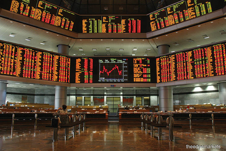 KLCI down 30pts at opening but rebounds swiftly