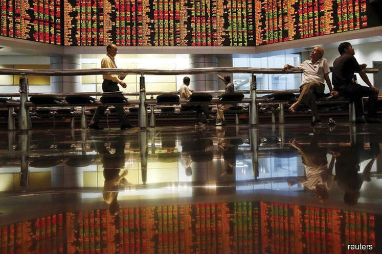 Value emerging for battered stocks