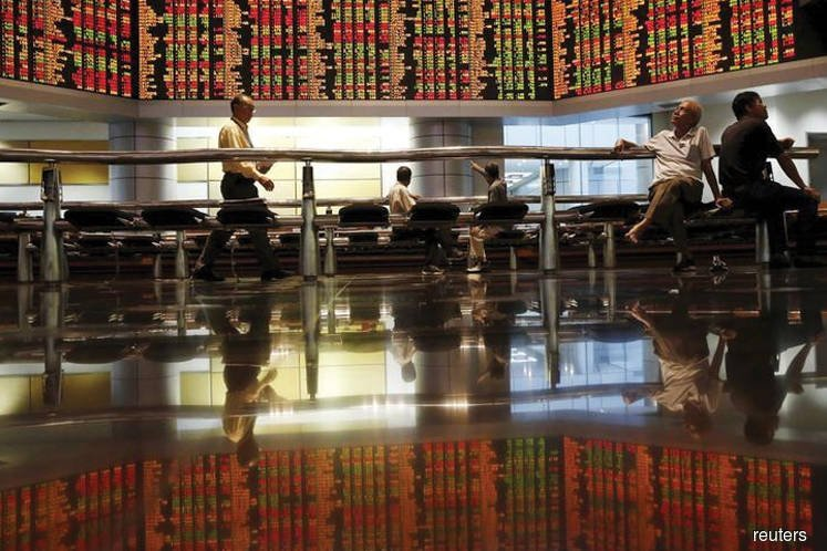 KLCI futures lower at midday