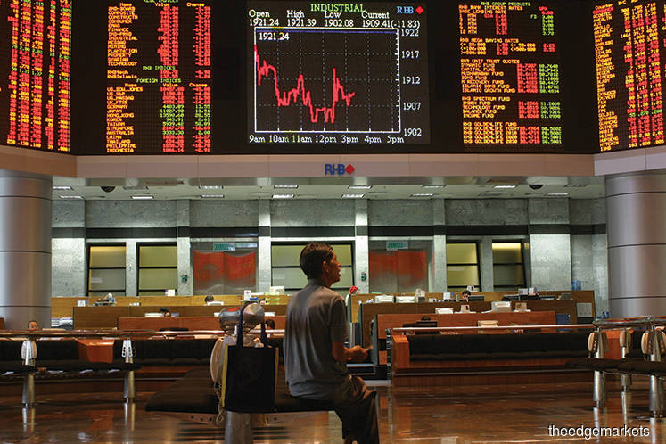 PetChem, Sime Darby, Hartalega among top KLCI decliners
