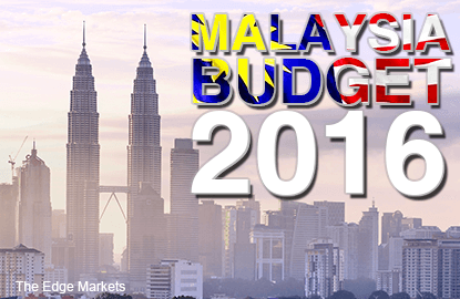 A 'difficult' Budget 2016