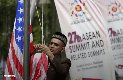 Security tightened in Malaysia ahead of Obama arrival for summit