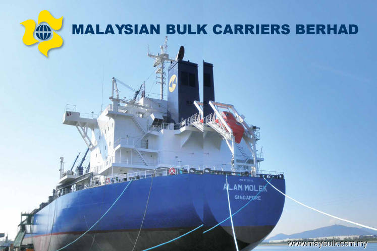 Maybulk 2Q losses narrow to RM6.94m following disposal of associate
