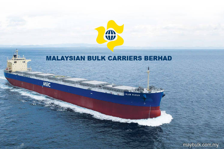 Maybulk says 1Q net profit at RM47.65m on subsidiary liquidation gain
