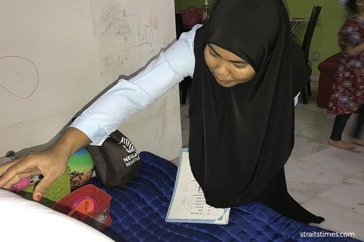 Poverty drives Malaysian women to work as maids