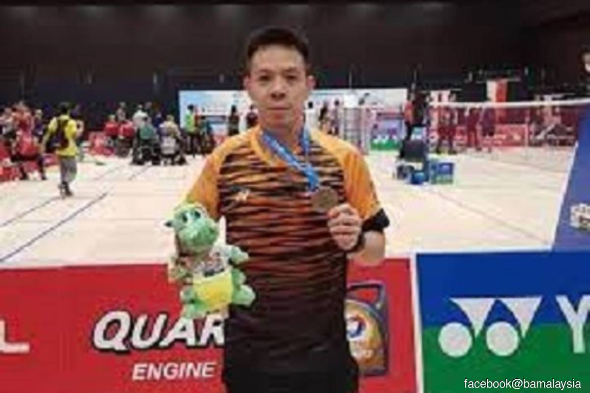 Badminton: Cheah wins singles crown in Spain, confirms spot in Tokyo Paralympics