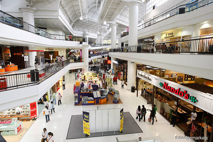 Expect delays for new retail mall projects, says Savills Malaysia