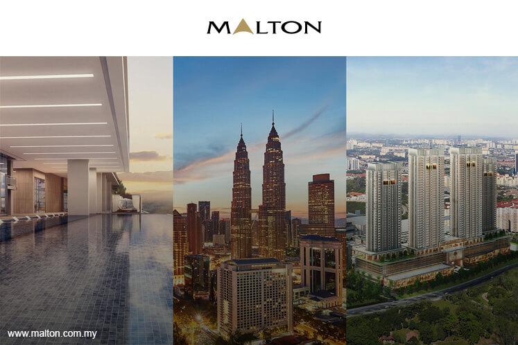 Malton says not in talks with EPF, Dalian Wanda on Bandar Malaysia