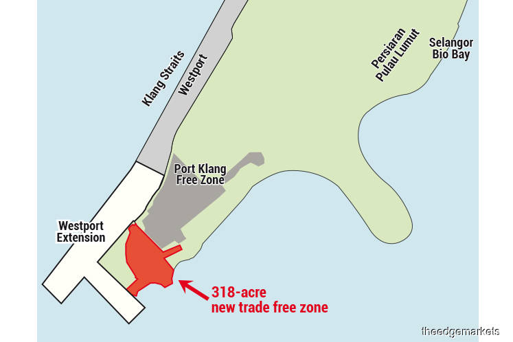 Newsbreak: 1MDB's land in Pulau Indah up for sale