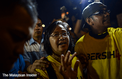 Police to question Bersih 4 rally organisers tomorrow