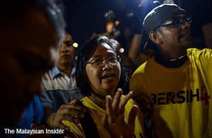 Bersih 2.0 chairman among nine charged in court