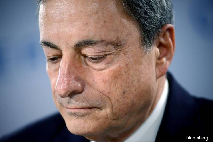 Trump says Fed should have Draghi as chief instead of Powell