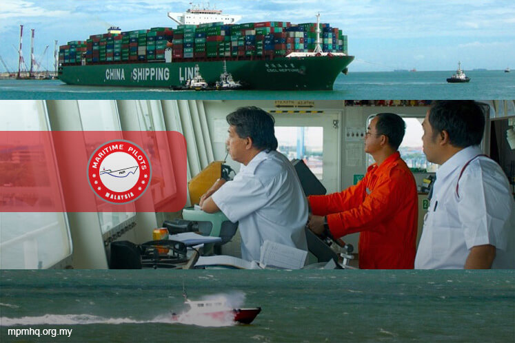 Maritime Pilots Malaysia welcomes Queen Mary 2 at Port Klang