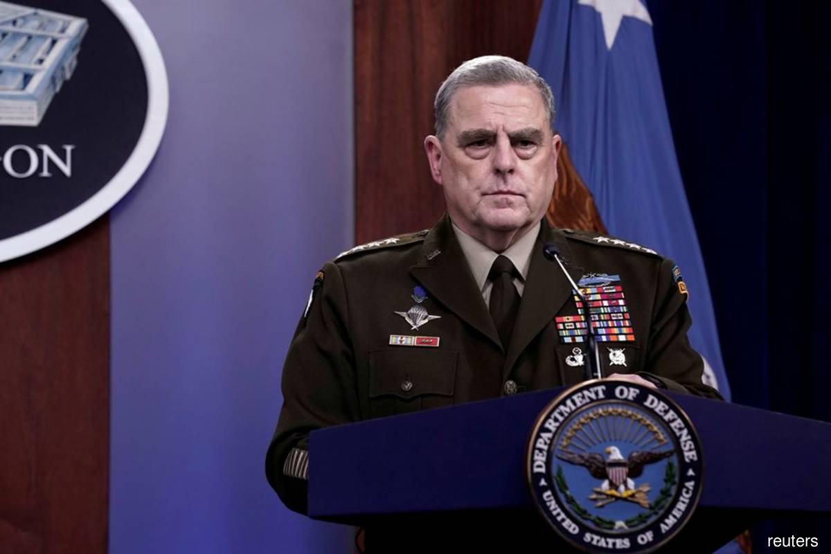 US top general secretly called China over fears Trump could spark war — report